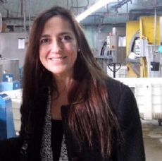 Marita Conti, precandidata a intendente por el Frente Renovador.